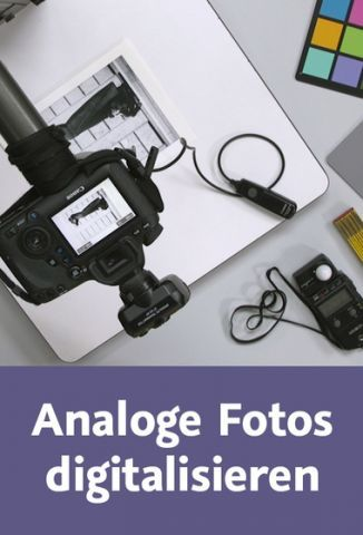 Video2Brain - Analoge Fotos digitalisieren