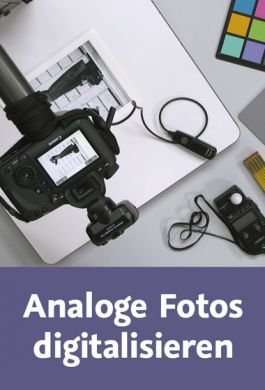 Video2Brain - Analoge Fotos digitalisieren