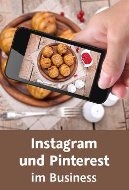 Video2Brain -  Instagram und Pinterest im Business