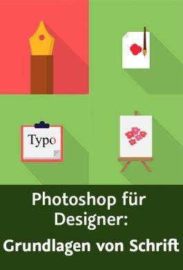 Video2Brain -  Photoshop für Designer: Grundlagen von Schrift