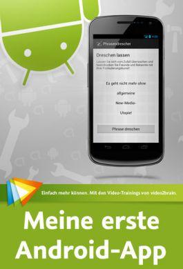video2brain - Meine erste Android-App