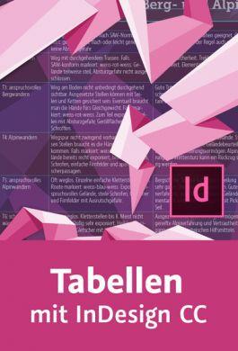 video2brain - Tabellen mit InDesign CC